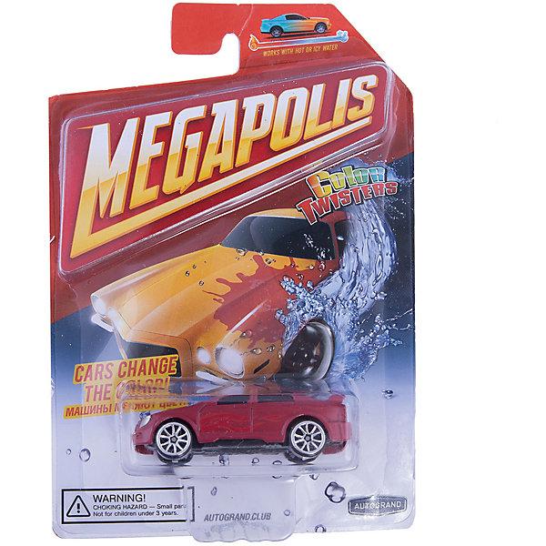 Машинка Autotime, Color Twisters Water Chameleon, металлическая, бордовыйМашинки<br>Характеристики:<br><br>• возраст: от 3 лет;<br>• цвет игрушки: бордовый;<br>• особенности: машинка меняет цвет в воде;<br>• материал: пластик, металл;<br>• размер: 12,7х17,8х4 см;<br>• тип упаковки: блистер на картоне;<br>• бренд, страна бренда: Autotime, США;<br>• страна производитель: Китай.<br><br>Машинка от бренда Autotime «Color Twisters Water Chameleon» - это красивая игрушечная модель спортивной машины, которая входит в серию товаров под названием Color Twisters. <br><br>Интересной особенностью данного автомобиля является возможность менять цвет. Если опустить машинку в горячую воду, то расцветка изменится, а если затем опустить в холодную, то цвет станет прежним. Машина изготовлена из литого металла и пластмассы.<br><br>Машинка сделана из безопасных материалов. Так же красители, которыми окрашены все части автомобиля являются гипоаллергенными и не навредят здоровью ребенка. Игрушка прошла все необходимые проверки и получила все сертификаты качества.<br><br>Color Twisters Water Chameleon действительно уникальная игрушка которая подарит вашему ребенку много радости и приятное времяпрепровождение за игрой. Отличный вариант для пополнения коллекции игрушечных машинок вашего ребенка.<br><br>Машинку от бренда Autotime «Color Twisters Water Chameleon», цвет - бордовый, можно купить в нашем интернет-магазине.<br>Ширина мм: 127; Глубина мм: 178; Высота мм: 39; Вес г: 63; Возраст от месяцев: 36; Возраст до месяцев: 2147483647; Пол: Мужской; Возраст: Детский; SKU: 7431651;