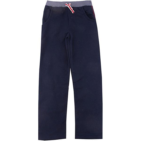 Брюки Hatley для мальчикаБрюки<br>Характеристики товара:<br><br>• цвет: синий<br>• состав ткани: 100% хлопок <br>• сезон: демисезон<br>• особенности модели: спортивный стиль<br>• пояс: резинка, шнурок<br>• страна бренда: Канада<br>• страна изготовитель: Индия<br><br>Спортивные брюки для ребенка сделаны из натурального качественного материала. Эти брюки обеспечат ребенку комфорт благодаря продуманному крою. Детские брюки комфортно сидят, не вызывают неудобств. Канадский бренд Hatley - это одежда со стильным дизайном и высоким качеством исполнения. <br><br>Брюки Hatley (Хатли) для мальчика можно купить в нашем интернет-магазине.<br>Ширина мм: 215; Глубина мм: 88; Высота мм: 191; Вес г: 336; Цвет: синий; Возраст от месяцев: 24; Возраст до месяцев: 36; Пол: Мужской; Возраст: Детский; Размер: 98,128,122,116,110,104; SKU: 7434624;