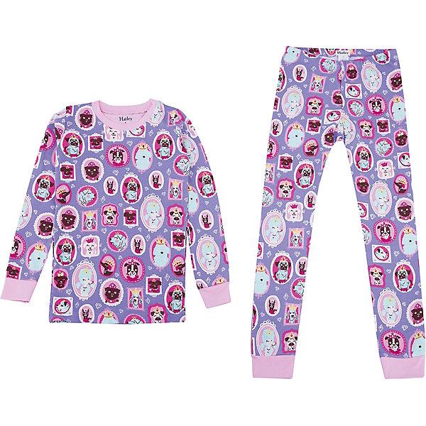 Пижама Hatley для девочкиПижамы и сорочки<br>Характеристики товара:<br><br>• цвет: сиреневый<br>• комплектация: лонгслив, брюки<br>• состав ткани: 100% хлопок<br>• сезон: круглый год<br>• пояс: резинка<br>• длинные рукава<br>• страна бренда: Канада<br>• страна изготовитель: Индия<br><br>Нежная сиреневая пижама для ребенка украшена оригинальным принтом. Мягкий натуральный материал пижамы для детей позволяет коже дышать. Хлопок, из которого сделана детская пижама, приятен на ощупь и гипоаллергенен. Детская одежда от канадского бренда Hatley обеспечит ребенку комфорт.<br><br>Пижаму Hatley (Хатли) для девочки можно купить в нашем интернет-магазине.<br>Ширина мм: 281; Глубина мм: 70; Высота мм: 188; Вес г: 295; Цвет: сиреневый; Возраст от месяцев: 84; Возраст до месяцев: 96; Пол: Женский; Возраст: Детский; Размер: 128,92,98,104,110,116,122; SKU: 7434673;