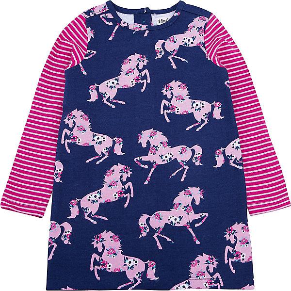 Платье Hatley для девочкиПлатья и сарафаны<br>Характеристики товара:<br><br>• цвет: розовый<br>• состав ткани: 100% хлопок<br>• сезон: демисезон<br>• застежка: пуговицы<br>• длинные рукава<br>• страна бренда: Канада<br>• страна изготовитель: Индия<br><br>Модное детское платье поможет создать оригинальный наряд. Платье для ребенка сделано из мягкого и дышащего материала. Детское платье комфортно сидит, не вызывает неудобств. Канадский бренд Hatley - это одежда со стильным дизайном и высоким качеством исполнения.<br><br>Платье Hatley (Хатли) для девочки можно купить в нашем интернет-магазине.<br><br>Ширина мм: 236<br>Глубина мм: 16<br>Высота мм: 184<br>Вес г: 177<br>Цвет: розовый<br>Возраст от месяцев: 24<br>Возраст до месяцев: 36<br>Пол: Женский<br>Возраст: Детский<br>Размер: 116,98,104,110<br>SKU: 7434807