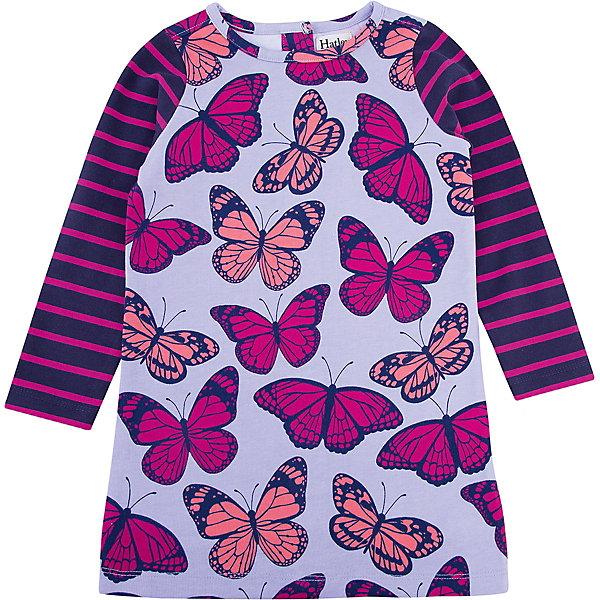 Платье Hatley для девочкиПлатья и сарафаны<br>Характеристики товара:<br><br>• цвет: сиреневый<br>• состав ткани: 100% хлопок<br>• сезон: демисезон<br>• застежка: пуговицы<br>• длинные рукава<br>• страна бренда: Канада<br>• страна изготовитель: Китай<br><br>Качественная детская одежда от канадского бренда Hatley обеспечит ребенку комфорт. Платье для ребенка декорировано оригинальным принтом. Мягкий натуральный материал платья для детей позволяет коже дышать. Хлопок, из которого сделано детское платье, приятен на ощупь и гипоаллергенен. <br><br>Платье Hatley (Хатли) для девочки можно купить в нашем интернет-магазине.<br><br>Ширина мм: 236<br>Глубина мм: 16<br>Высота мм: 184<br>Вес г: 177<br>Цвет: сиреневый<br>Возраст от месяцев: 24<br>Возраст до месяцев: 36<br>Пол: Женский<br>Возраст: Детский<br>Размер: 98,116,110,104<br>SKU: 7434812