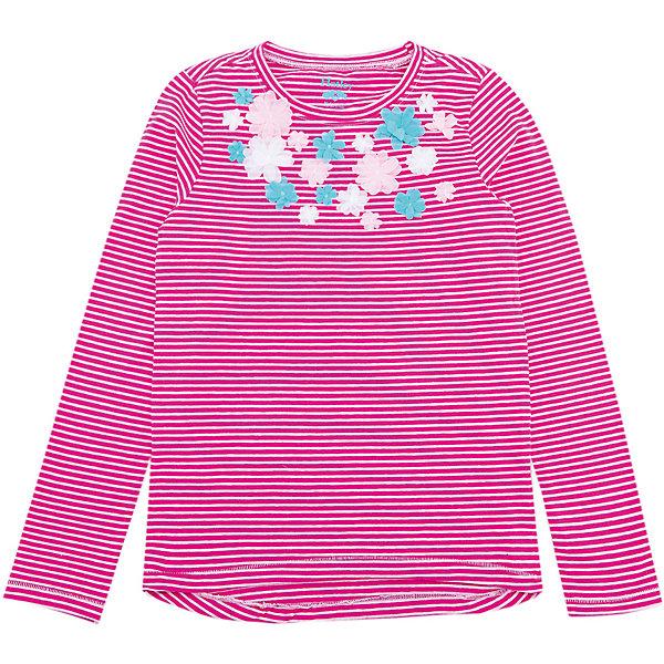 Футболка с длинным рукавом Hatley для девочкиФутболки с длинным рукавом<br>Характеристики товара:<br><br>• цвет: розовый<br>• состав ткани: 95% хлопок, 5% спандекс<br>• сезон: демисезон<br>• длинные рукава<br>• страна бренда: Канада<br>• страна изготовитель: Китай<br><br>Качественная детская одежда от канадского бренда Hatley обеспечит ребенку комфорт. Лонгслив для ребенка декорирован оригинальным принтом. Мягкий натуральный материал лонгслива для детей позволяет коже дышать. Хлопок, из которого сделана детская футболка с длинным рукавом, приятен на ощупь и гипоаллергенен. <br><br>Лонгслив Hatley (Хатли) для мальчика можно купить в нашем интернет-магазине.<br><br>Ширина мм: 230<br>Глубина мм: 40<br>Высота мм: 220<br>Вес г: 250<br>Цвет: розовый<br>Возраст от месяцев: 36<br>Возраст до месяцев: 48<br>Пол: Женский<br>Возраст: Детский<br>Размер: 104,128,122,116,110<br>SKU: 7434879