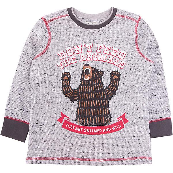Футболка с длинным рукавом Hatley для мальчикаФутболки с длинным рукавом<br>Характеристики товара:<br><br>• цвет: серый<br>• состав ткани: 100% хлопок<br>• сезон: демисезон<br>• длинные рукава<br>• страна бренда: Канада<br>• страна изготовитель: Индия<br><br>Канадский бренд Hatley - это одежда со стильным дизайном и высоким качеством исполнения. Этот лонгслив для ребенка сделан из натурального качественного материала. Футболка с длинным рукавом для детей обеспечит ребенку комфорт благодаря продуманному крою. Детский лонгслив комфортно сидит, не вызывает неудобств. <br><br>Лонгслив Hatley (Хатли) для мальчика можно купить в нашем интернет-магазине.<br>Ширина мм: 230; Глубина мм: 40; Высота мм: 220; Вес г: 250; Цвет: серый; Возраст от месяцев: 60; Возраст до месяцев: 72; Пол: Мужской; Возраст: Детский; Размер: 116,122,104,110; SKU: 7434891;