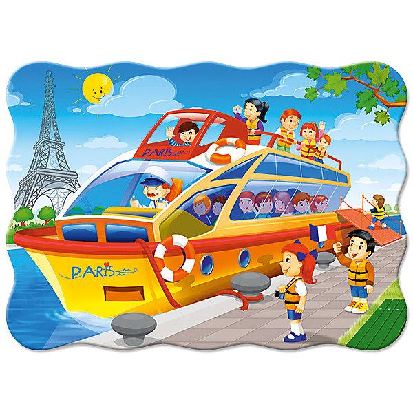 Пазл Экскурсия по Парижу, 30 деталей (MIDI)Castor landПазлы для малышей<br>Изображение:Экскурсия по Парижу. Кол-во деталей 30.<br>Ширина мм: 180; Глубина мм: 130; Высота мм: 40; Вес г: 150; Возраст от месяцев: 36; Возраст до месяцев: 2147483647; Пол: Унисекс; Возраст: Детский; SKU: 7435251;