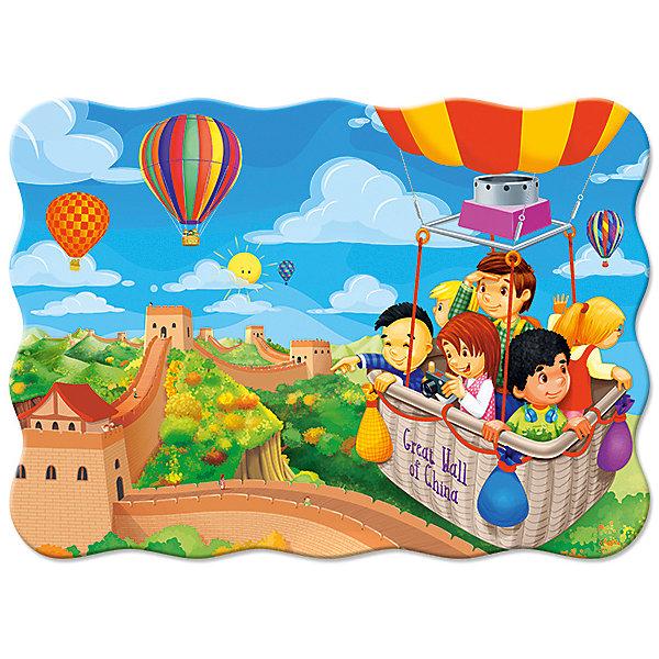 Пазл Воздушный шар, 30 деталей (MIDI)Castor landПазлы для малышей<br>Изображение:Воздушный шар. Кол-во деталей 30.<br>Ширина мм: 180; Глубина мм: 130; Высота мм: 40; Вес г: 150; Возраст от месяцев: 36; Возраст до месяцев: 2147483647; Пол: Унисекс; Возраст: Детский; SKU: 7435253;