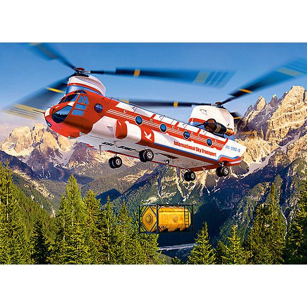 Пазл Вертолет, 300 деталей, Castor LandПазлы классические<br>Изображение:Вертолет. Кол-во деталей 300.<br>Ширина мм: 320; Глубина мм: 220; Высота мм: 47; Вес г: 300; Возраст от месяцев: 84; Возраст до месяцев: 2147483647; Пол: Унисекс; Возраст: Детский; SKU: 7435262;