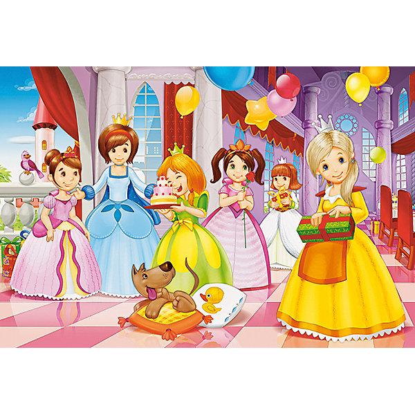 Купить Пазл Принцессы, 40 деталей MAXI Castor Land, Castorland, Польша, Унисекс