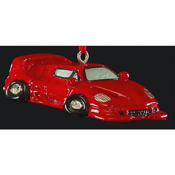 Украшение Спорткупе 6,5 смЁлочные игрушки<br>Характеристики:<br><br>• количество: 1 шт.;<br>• вес: 38 гр.;<br>• размер: 6,5х4х3 см;<br>• страна бренда: Россия.<br><br>«Спорткупе» Erich Krause — оригинальное подвесное украшение в виде гоночного автомобиля красного цвета. Фигурка покрыта насыщенными стойкими красками, имеется петелька для шнурка. Сувенир можно подвесить в машине или поставить на рабочем столе.<br><br>Украшение «Спорткупе» 6,5 см можно купить в нашем интернет-магазине.<br>Ширина мм: 65; Глубина мм: 40; Высота мм: 30; Вес г: 38; Возраст от месяцев: 84; Возраст до месяцев: 2147483647; Пол: Мужской; Возраст: Детский; SKU: 7435957;