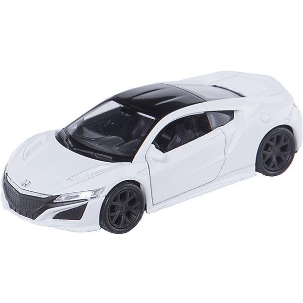 Коллекционная машинка Welly Honda NSX, 1:34-39Машинки<br>Характеристики товара:<br><br>• возраст: от 4 лет;<br>• масштаб: 1:34-39;<br>• материал: металл;<br>• размер упаковки: 15х6х12 см.<br><br>Машинка Honda NSX от бренда Welly порадует и детей, и коллекционеров игрушечных машин. Модель, выполненная в масштабе 1:34-39, имеет множество реалистичных деталей. Кроме того, автомобиль с обтекаемым корпусом, очень функционален. Игрушка изготовлена из качественных материалов, безвредных для детей.<br><br>Модель машины Welly (Велли), Honda NSX, 1:34-39 можно купить в нашем интернет-магазине.<br>Ширина мм: 150; Глубина мм: 60; Высота мм: 120; Вес г: 156; Возраст от месяцев: 36; Возраст до месяцев: 2147483647; Пол: Мужской; Возраст: Детский; SKU: 7436065;