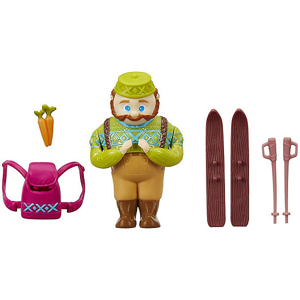 Мини-кукла Hasbro Холодное сердце Маленькое королевство Окен с аксессуарамиМини-куклы<br>Характеристики:<br><br>• серия: «Маленькое королевство»;<br>• в комплекте: мини кукла 7,5 см и аксессуарs;<br>• руки куклы подвижны, поднимаются и опускаются;<br>• материал: пластик;<br>• размер упаковки: 15х15х4 см;<br>• вес: 91 г.<br><br>Игровой набор с героями м/ф «Холодное сердце» позволяет обыграть различные сценки из мультика, придумать игровой сюжет, расширить словарный запас. Подвижные руки куклы можно поднимать и опускать. У питомца конечности неподвижны. Игровой аксессуар дает возможность разнообразить игру. <br><br>Игровой набор маленькие куклы Холодное сердце с другом, Hasbro можно купить в нашем интернет-магазине.<br>Ширина мм: 154; Глубина мм: 151; Высота мм: 40; Вес г: 91; Возраст от месяцев: 48; Возраст до месяцев: 96; Пол: Женский; Возраст: Детский; SKU: 7440697;
