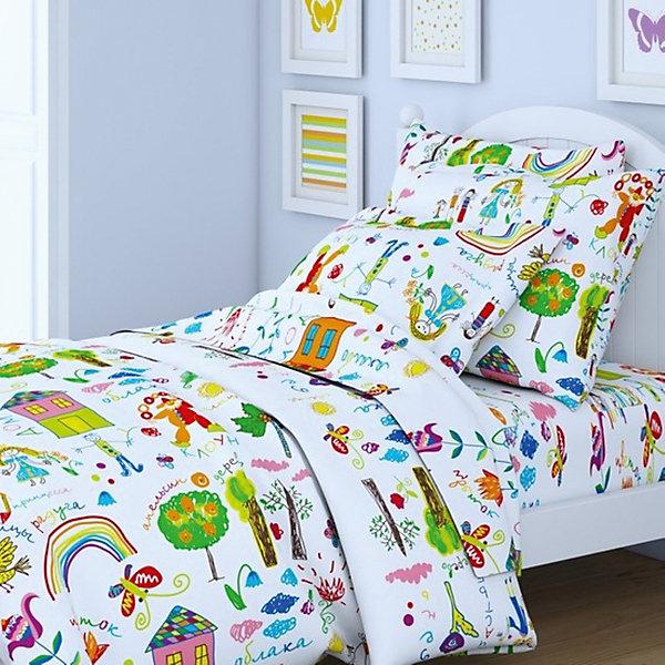 Детское постельное белье 3 предмета Letto, простыня на резинке, BGR-49Постельное белье в кроватку новорождённого<br>Характеристики:<br><br>• возраст: от 0 лет;<br>• тип: детское постельное белье;<br>• материал: 100% хлопок (бязь);<br>• цвет: белый, желтый, синий;<br>• комплект: 3 предмета;<br>• пододельяник: 145х110 см – 1 шт.;<br>• простынь на резинке: 120х60 см – 1 шт.;<br>• наволочка: 40х60 с<br>Ширина мм: 250; Глубина мм: 200; Высота мм: 60; Вес г: 700; Цвет: белый; Возраст от месяцев: 0; Возраст до месяцев: 3; Пол: Унисекс; Возраст: Детский; SKU: 7441582;