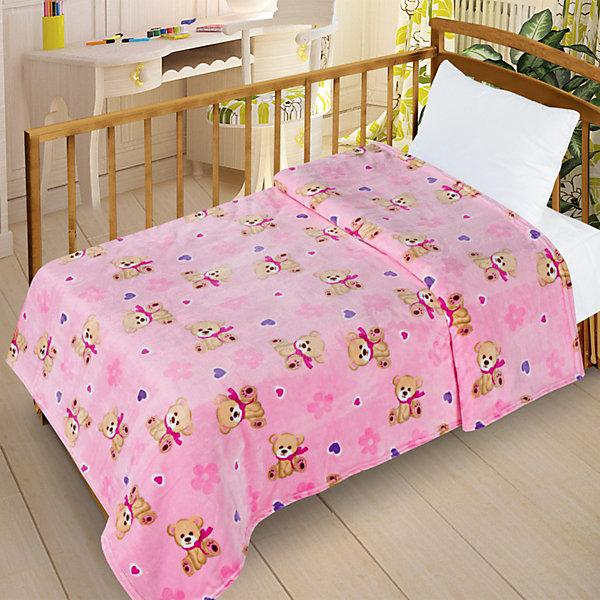 Плед Letto Велсофт-беби в кроватку VB16, 95х130 см.Пледы и покрывала<br>Характеристики:<br><br>• возраст: 0+;<br>• материал: полиэстер 100%;<br>• цвет: розовый;<br>• размер пледа: 95х130 см;<br>• пол: для девочек;<br>• габариты упаковки: 25х25х8 см;<br>• вес: 0,6 кг;<br>• бренд: Letto<br><br>Красивый плед для детской кроватки выполнен из современного материа<br>Ширина мм: 250; Глубина мм: 250; Высота мм: 80; Вес г: 600; Цвет: розовый/розовый; Возраст от месяцев: 0; Возраст до месяцев: 3; Пол: Женский; Возраст: Детский; SKU: 7441634;