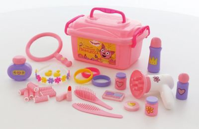 Салон красоты Полесье Три кота. Принцессы, в контейнере, розовый