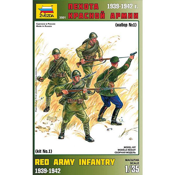 Сборная модель  Пехота Красной Армии N1Военная техника и панорама<br>Сборная модель  Пехота Красной Армии N1<br>Ширина мм: 150; Глубина мм: 220; Высота мм: 30; Вес г: 100; Возраст от месяцев: 84; Возраст до месяцев: 2147483647; Пол: Унисекс; Возраст: Детский; SKU: 7459714;