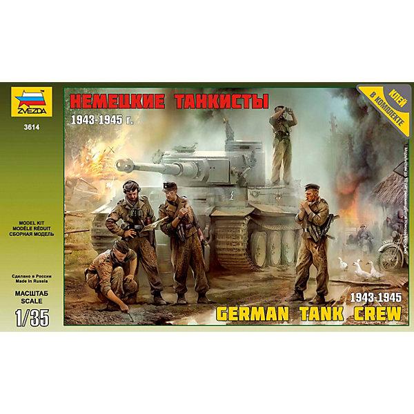 Сборная модель  Немецкие танкистыВоенная техника и панорама<br>Сборная модель  Немецкие танкисты<br>Ширина мм: 162; Глубина мм: 258; Высота мм: 38; Вес г: 95; Возраст от месяцев: 84; Возраст до месяцев: 2147483647; Пол: Унисекс; Возраст: Детский; SKU: 7459754;