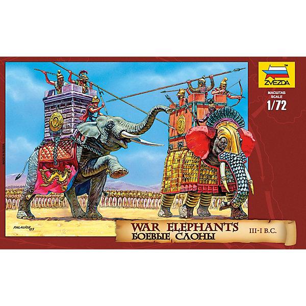 Сборная модель  Боевые слоныВоенная техника и панорама<br>Сборная модель  Боевые слоны<br>Ширина мм: 162; Глубина мм: 258; Высота мм: 38; Вес г: 120; Возраст от месяцев: 84; Возраст до месяцев: 2147483647; Пол: Унисекс; Возраст: Детский; SKU: 7459855;