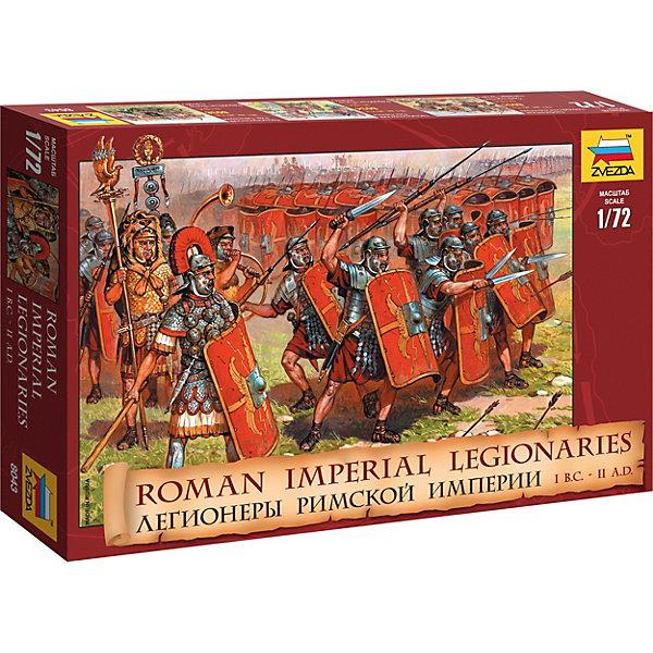 Сборная модель  Легионеры Римской империиВоенная техника и панорама<br>Сборная модель  Легионеры Римской империи<br>Ширина мм: 162; Глубина мм: 258; Высота мм: 38; Вес г: 120; Возраст от месяцев: 84; Возраст до месяцев: 2147483647; Пол: Унисекс; Возраст: Детский; SKU: 7459869;