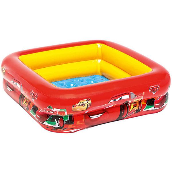 Надувной бассейн Intex Тачки, 85х85х23 смБассейны<br>Характеристики:<br><br>• вес: 1,2кг.;<br>• материал: винил;<br>• объём: 57л.;<br>• размер надутого бассейна: 85х85х23см.;<br>• размер упаковки: 23х6х20;<br>• для детей в возрасте: до 3 лет;<br>• страна производитель: Китай.<br><br>Надувной бассейн «Тачки» бренда «Intex» (Интекс) станет желанным подарком для маленьких девчонок и мальчишек. Он создан из качественных, не аллергенных материалов, что очень важно для детских товаров.<br><br>Бассейн из прочного винила станет незаменимым аксессуаром для летнего отдыха на природе. Яркий дизайн сделает водные процедуры ребёнка намного интереснее и веселее. Он имеет квадратную форму и мягкие, невысокие бортики, что делает его безопасным для малышей.<br><br>Играя, в бассейне дети получают позитивные ощущения и с удовольствием проводят долгое время играя с игрушками в воде.<br><br>Надувной бассейн «Тачки» можно купить в нашем интернет-магазине.<br><br>Ширина мм: 377<br>Глубина мм: 213<br>Высота мм: 238<br>Вес г: 1013<br>Возраст от месяцев: 12<br>Возраст до месяцев: 2147483647<br>Пол: Унисекс<br>Возраст: Детский<br>SKU: 7463953