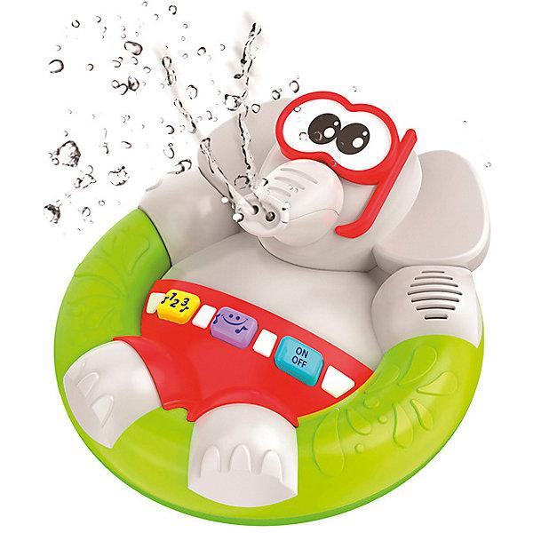 Купить Игрушка для ванны 1Toy Kidz Delight Веселый слоненок, Китай, Унисекс