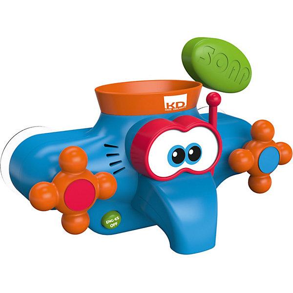 Игрушка для ванны 1Toy Kidz Delight Веселый кранИгрушки для ванной<br>Характеристики товара:<br><br>• возраст: от 1 года;<br>• размер игрушки: 30х20х12 см.;<br>• игрушка на батарейках, которые входят в комплект;<br>• состав: пластик;<br>• упаковка: картонная коробка;<br>• вес в упаковке: 700 гр.;<br>• бренд, страна: 1 TOY, Россия;<br>• страна-производитель: Китай.<br><br>Игрушка для ванны «Весёлый Кран» понравится малышу и подарит ему массу положительных эмоций.<br><br>Игрушка крепится к стенке ванны на двух присосках и издает забавные звуки. С таким краном купание станет намного интереснее и веселее. Ребенок с удовольствием проведет время в ванной, играя самостоятельно или с родителями.   <br><br>Яркие краски, забавные персонажи придутся по душе многим детям, купание пройдет весело и без проблем. Изделие выполненно из высококачественного пластика, безвредного для детского здоровья.<br><br>Игрушку для ванны «Весёлый Кран» (звук) от 1 TOY  можно купить в нашем интернет-магазине.<br>Ширина мм: 300; Глубина мм: 130; Высота мм: 200; Вес г: 713; Возраст от месяцев: 12; Возраст до месяцев: 2147483647; Пол: Унисекс; Возраст: Детский; SKU: 7464014;