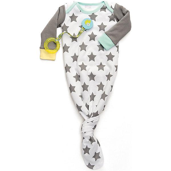 Боди-пеленка с длинным рукавом Happy BabyПеленки и полотенца<br>Характеристики товара:<br><br>• цвет: белый/серый;<br>• состав ткани: 100% хлопок;<br>• сезон: круглый год;<br>• антицарапки (только в размерах 56 и 62);<br>• боди-пеленка с длинным рукавом;<br>• не сковывает движения;<br>• быстрая смена памперса;<br>• раскрывающийся воротник;<br>• антицарапки;<br>• коллекция: Newborn Fashion Collection;<br>• страна бренда: Россия;<br>• страна изготовитель: Китай.<br><br>Боди-пеленка из коллекции предназначена для малышей с самого рождения и соответствует требованиям родителей в отношении функциональности, высокого качества материалов и оптимального кроя! Боди-пелёнка сшита по типу кокона, в котором ножки ребёнка будут свободны и в то же время прикрыты. Такое свободное пеленание не сковывает движения и позволяет быстро сменить малышу памперс, не беспокоя его во время сна или игр. <br><br>На рукавах боди предусмотрены антицарапки, чтобы малыш не поцарапал себя ноготками, а удобный широкий ворот позволит легко одевать боди на малыша. Натуральная, очень эластичная и мягкая ткань создана из длинноволокнистого, гипоаллергенного хлопка, отлично выводит лишнюю влагу с поверхности тела, не вызывает аллергию или раздражение на коже малыша.<br><br>Боди-пеленку с длинным рукавом Happy Baby (Хеппи Беби) можно купить в нашем интернет-магазине.<br>Ширина мм: 157; Глубина мм: 13; Высота мм: 119; Вес г: 200; Цвет: белый/серый; Возраст от месяцев: 2; Возраст до месяцев: 5; Пол: Унисекс; Возраст: Детский; Размер: 62; SKU: 7468294;