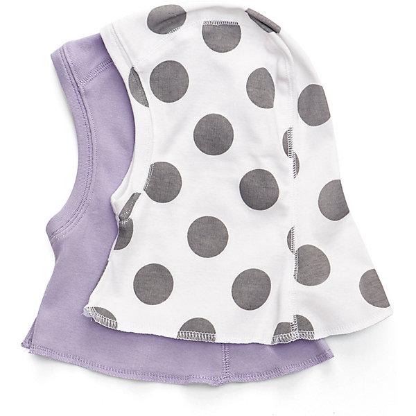 Шлем: 2 шт. Happy Baby для девочкиШапочки<br>Характеристики товара:<br><br>• цвет: белый/сиреневый;<br>• состав ткани: 100% хлопок;<br>• сезон: демисезон;<br>• рекомендуемый температурный режим: от +10 до -20С (как поддева);<br>• в комплекте; 2 шт. шапочек;<br>• длинная горловина защищает от продувания;<br>• удобная форма;<br>• коллекция: Newborn Fashion Collection;<br>• страна бренда: Россия;<br>• страна изготовитель: Китай.<br><br>Детская шапочка в виде шлема – незаменимый аксессуар для деток новорожденного возраста и для деток постарше. Благодаря этой шапочке, ушки и шейка малыша будут надежно защищены от ветра или сквозняка в прохладное время года. <br><br>Шлемик можно одевать под более теплые шапочки, что позволит создать дополнительную тепло-защиту и позаботиться о здоровье малыша.<br><br>Шапочка-шлемик комфортно сидит на малыше, благодаря удобному крою. Ткань из 100% хлопка обеспечивает деликатный контакт с кожей и в шапочке малышу не будет жарко.<br><br>Шапку-шлем 2 шт. Happy Baby (Хеппи Беби) можно купить в нашем интернет-магазине.<br>Ширина мм: 157; Глубина мм: 13; Высота мм: 119; Вес г: 200; Цвет: белый; Возраст от месяцев: 0; Возраст до месяцев: 3; Пол: Женский; Возраст: Детский; Размер: 56,80,68; SKU: 7468322;