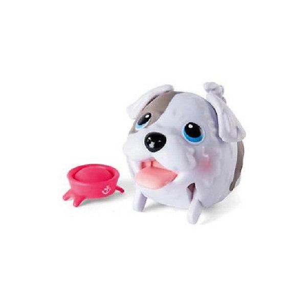 Коллекционная фигурка Spin Master Chubby Puppies Shiloh SheepdogКоллекционные фигурки<br>Характеристики:<br><br>• вес: 250г.;<br>• тип батарейки: 1 х ААА / LR 0.3 1.5 V (мизинчиковые);<br>• размер упаковки: 8х11х15см.;<br>• материал: пластик.;<br>• для детей в возрасте: от 3лет.;<br>• в комплекте: 2 фигурки;<br>• размер большой вигурки: 15 см;<br>• страна производитель: Китай.<br><br>Коллекционная фигурка серый щенок « Chubby Puppies (Чабби Папис)» от бренда « Spin Master (Спин Мастер)» бренда станет отличным приобретением для маленьких мальчишек и девчонок. Она создана из высококачественных, экологически чистых материалов, что очень важно для детских товаров.<br><br>Такая подвижная игрушка не оставит равнодушным ни одного ребёнка. Она приводится в движение с помощью батарейки и умеет самостоятельно ходить, смешно переваливаясь с ноги на ногу. В комплекте с ней находится такой же щеночек, только меньшего размера.<br><br>Играя дети получают позитивные эмоции, а при желании могут собрать целую коллекцию подобных игрушек.  <br>                                   <br>Коллекционную фигурку серого щенка « Chubby Puppies (Чабби Папис)» можно купить в нашем интернет-магазине.<br>Ширина мм: 80; Глубина мм: 110; Высота мм: 150; Вес г: 250; Возраст от месяцев: 36; Возраст до месяцев: 2147483647; Пол: Унисекс; Возраст: Детский; SKU: 7469039;