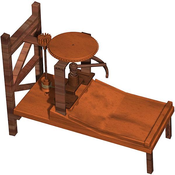 Конструктор Edu-Toys Печатная машинкаМодели из бумаги<br>Характеристики товара:<br><br>• возраст: от 6 лет;<br>• материал: пластик;<br>• размер упаковки: 22х0,7х22 см;<br>• вес упаковки: 380 гр.;<br>• страна производитель: Гонконг.<br><br>Конструктор Edu-Toys Печатная машинка копия изобретения великого инженера средневековья, Леонардо Да Винчи. <br><br>Он изобрел пресс, который при помощи сложной системы приводов и канатов автоматически возвращался в печатающую позицию.При этом носитель шрифта передвигался на колесах. Вся операция выполнялась вручную и требовала огромных затрат, времени и энергии.<br><br>Конструктор входит в серию изобретение Леонардо Да Винчи.<br><br>Конструктор Edu-Toys Печатная машинка можно купить в нашем интернет-магазине.<br>Ширина мм: 270; Глубина мм: 80; Высота мм: 220; Вес г: 450; Возраст от месяцев: 96; Возраст до месяцев: 2147483647; Пол: Унисекс; Возраст: Детский; SKU: 7476111;