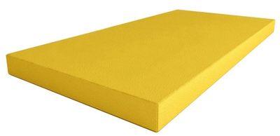 Гимнастический мат Romana  Kid  мягкий, желтый, артикул:7479640 - Спортивные коврики