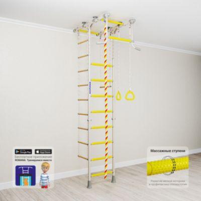 Шведская стенка Romana  Kometa 1 , белый прованс, артикул:7479662 - Шведские стенки