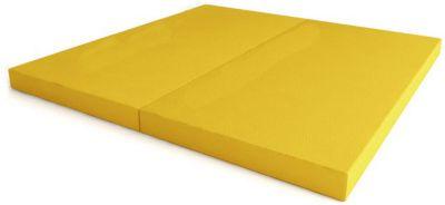 Гимнастический мат Romana  Kid  складной, желтый, артикул:7479664 - Спортивные коврики
