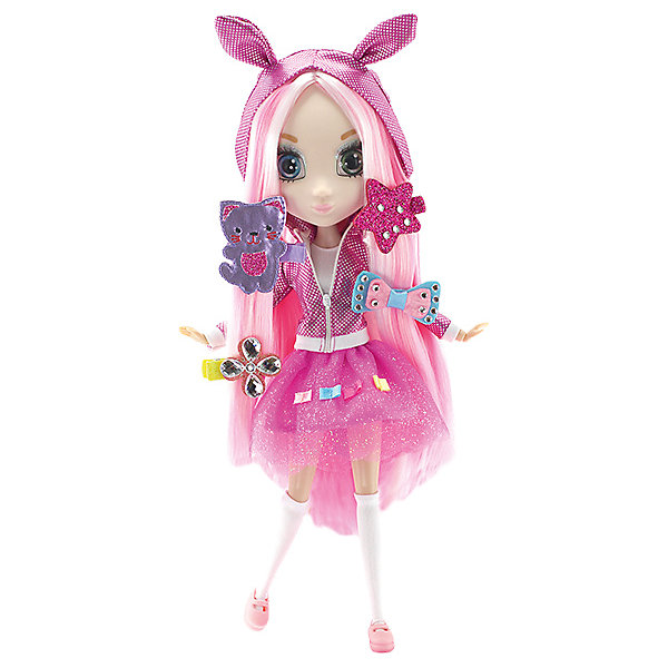 Купить Кукла Hunter Products Shibajuku Girls Шидзуки, 33 см, Китай, Женский