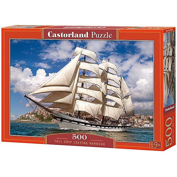 Пазл Castorland Корабль в гавани 500 деталейПазлы классические<br>Характеристики товара:<br><br>• возраст: от 6 лет;<br>• количество деталей: 500 шт;<br>• материал: картон;<br>• размер упаковки: 32х22х4,7 см;<br>• размер картины: 47х33 см;<br>• вес упаковки: 320 гр.;<br>• страна производитель: Польша.<br><br>Пазл Castorland (Касторлэнд) Корабль в гавани – это отличный способ увлекательно провести досуг, снять стресс и развить моторику.<br><br>Качество этих пазлов подтверждено миллионами любителей сборки пазлов. Пазлы Castorland собираются легко. Каждая деталь имеет индивидуальную форму и легко соединяется с другой, поэтому у Вас обязательно получится ожидаемый результат - картина собранная собственными руками.<br><br>Пазл Castorland (Касторлэнд) Корабль в гавани можно купить в нашем интернет-магазине.<br>Ширина мм: 320; Глубина мм: 220; Высота мм: 47; Вес г: 300; Возраст от месяцев: 72; Возраст до месяцев: 2147483647; Пол: Унисекс; Возраст: Детский; SKU: 7487339;