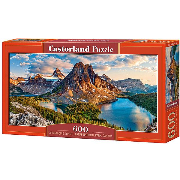 Пазл Castorland Залив, Канада 600 деталейПазлы классические<br>Характеристики товара:<br><br>• возраст: от 6 лет;<br>• количество деталей: 600 шт;<br>• материал: картон;<br>• размер упаковки: 35х20х0,5 см;<br>• размер картины: 60х30 см;<br>• вес упаковки: 500 гр.;<br>• страна производитель: Польша.<br><br>Пазл Castorland (Касторлэнд) Залив, Канада – это отличный способ увлекательно провести досуг, снять стресс и развить моторику.<br><br>Качество этих пазлов подтверждено миллионами любителей сборки пазлов. Пазлы Castorland собираются легко. Каждая деталь имеет индивидуальную форму и легко соединяется с другой, поэтому у Вас обязательно получится ожидаемый результат - картина собранная собственными руками.<br><br>Пазл Castorland (Касторлэнд) Залив, Канада  можно купить в нашем интернет-магазине.<br>Ширина мм: 350; Глубина мм: 200; Высота мм: 50; Вес г: 500; Возраст от месяцев: 84; Возраст до месяцев: 2147483647; Пол: Унисекс; Возраст: Детский; SKU: 7487376;
