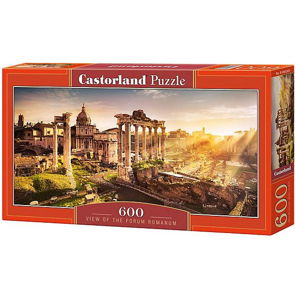 Купить Пазл Castorland Римский форум 600 деталей, Польша, Унисекс