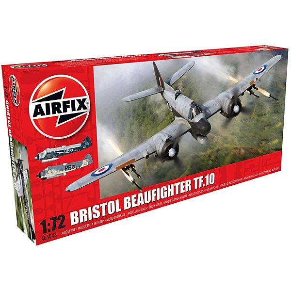 Сборная модель Airfix Истребитель Bristol Beaufighter Mk.X (Late) 1:72Самолеты и вертолеты<br>Характеристики:<br><br>• возраст: от 8 лет;<br>• материал: пластик;<br>• масштаб: 1:72;<br>• количество элементов: 151;<br>• схема покраски;<br>• клей и краски: не в наборе;<br>• длина модели: 17,6 см;<br>• размах крыльев: 24,6 см;<br>• вес упаковки: 252 гр.;<br>• размер упаковки: 34х16,1х5 см;<br>• страна бренда: Великобритания.<br><br>Модель для сборки Bristol Beaufighter Mk.X (Late) от Airfix изображает одноименный тяжелый истребитель Великобритании. Каждая деталь выполнена из качественного пластика, элементы детализированы под покраску.<br><br>В подробной инструкции описаны шаги к созданию идентичной копии самолета. Конструирование модели развивает усидчивость и внимательность, повышает творческие способности и задействует пространственное мышление.<br><br>Готовая модель может стать отличным подарком близким, личным сувениром или частью коллекции сборных моделей.<br><br>Сборную модель Bristol Beaufighter Mk.X (Late) 1:72 можно купить в нашем интернет-магазине.<br>Ширина мм: 340; Глубина мм: 161; Высота мм: 50; Вес г: 252; Возраст от месяцев: 96; Возраст до месяцев: 2147483647; Пол: Мужской; Возраст: Детский; SKU: 7490448;