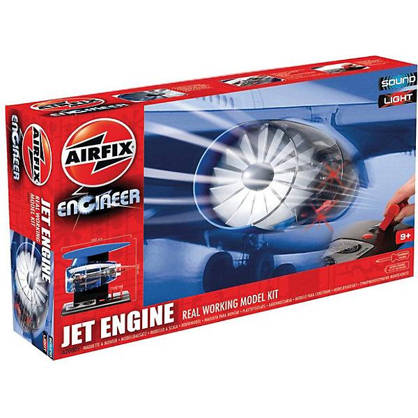 Сборная модель Airfix Реактивный двигательРобототехника и электроника<br>Характеристики товара:<br><br>• цвет: белый/сиреневый;<br>• состав ткани: 100% хлопок;<br>• сезон: круглый год;<br>• в комплекте: 2 боди;<br>• антицарапки (только в размерах 56 и 62);<br>• боди с длинным рукавом;<br>• раскрывающийся воротник;<br>• много места для подгузника;<br>• три кнопки внизу для смены подгузника;<br>• коллекция: Newborn Fashion Collection;<br>• страна бренда: Россия;<br>• комфорт и качество.<br><br>Боди с длинным рукавом из коллекции предназначен для малышей с самого рождения и соответствует требованиям родителей в отношении функциональности, высокого качества материалов и оптимального кроя! Для размеров 56/62 на рукавах боди предусмотрены антицарапки, чтобы малыш не поцарапал себя ноготками. Внизу боди застегивается на три кнопочки для легкой смены подгузника, а удобный широкий ворот позволит легко надевать его на малыша. <br><br>Натуральная, очень эластичная и мягкая ткань создана из длинноволокнистого, гипоаллергенного хлопка, отлично выводит лишнюю влагу с поверхности тела, не вызывает аллергию или раздражение на коже малыша. Специально разработанное лекало обеспечивает правильную комфортную посадку на фигуре, а специальные складочки в районе попки дают большое пространство под подгузник.<br><br>Боди с длинным рукавом 2 шт. Happy Baby (Хеппи Беби) можно купить в нашем интернет-магазине.<br>Ширина мм: 450; Глубина мм: 296; Высота мм: 110; Вес г: 1568; Возраст от месяцев: 108; Возраст до месяцев: 2147483647; Пол: Унисекс; Возраст: Детский; SKU: 7490531;