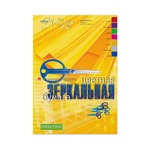 Набор цветной бумаги № 12 Альт А4, 7 листов (зеркальная)Бумажная продукция<br>Характеристики товара: <br><br>• возраст: от 6 лет;<br>• формат бумаги: А4;<br>• размер: 195х288 мм;<br>• плотность бумаги: 80 гр./кв.м.;<br>• количество листов: 7;<br>• количество цветов: 7;<br>• размер упаковки: 29,5х20,3х2 см;<br>• вес упаковки: 107 гр.;<br>• страна производитель: Россия.<br><br>Набор №12 цветной зеркальной бумаги Альт включает 7 листов цветной бумаги. Бумага подойдет для изготовления оригинальных поделок, украшений, игрушек, декорирования.<br><br>Набор №12 цветной зеркальной бумаги Альт можно приобрести в нашем интернет-магазине.<br>Ширина мм: 295; Глубина мм: 203; Высота мм: 20; Вес г: 107; Возраст от месяцев: 72; Возраст до месяцев: 2147483647; Пол: Унисекс; Возраст: Детский; SKU: 7502245;
