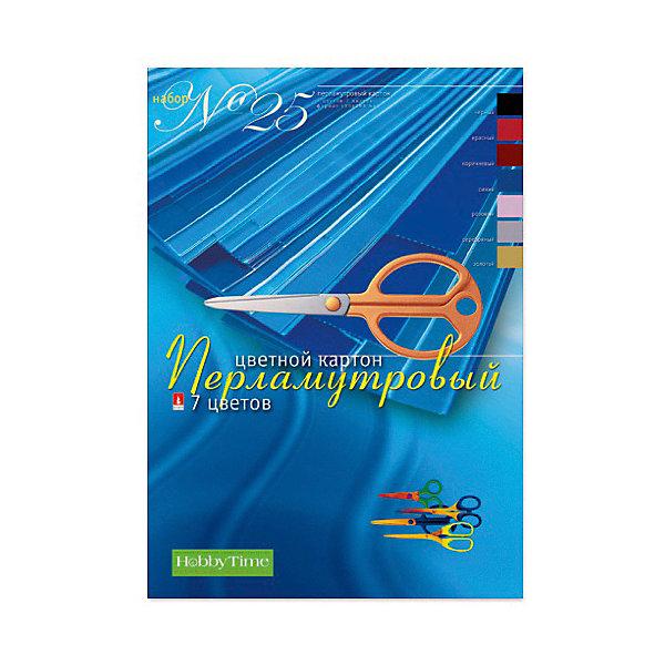 Набор цветного картона № 25 Альт А4, 7 листов (перламутровый)Бумажная продукция<br>Характеристики товара: <br><br>• возраст: от 6 лет;<br>• формат: А4;<br>• размер: 195х288 мм;<br>• количество листов: 7;<br>• количество цветов: 7;<br>• размер упаковки: 29,5х20,8х2 см;<br>• вес упаковки: 116 гр.;<br>• страна производитель: Россия.<br><br>Набор №25 цветного перламутрового Альт включает 7 листов плотного картона. Он подойдет для изготовления поделок, игрушек, открыток, украшений.<br><br>Набор №25 цветного перламутрового картона Альт можно приобрести в нашем интернет-магазине.<br>Ширина мм: 295; Глубина мм: 208; Высота мм: 20; Вес г: 116; Возраст от месяцев: 72; Возраст до месяцев: 2147483647; Пол: Унисекс; Возраст: Детский; SKU: 7502261;