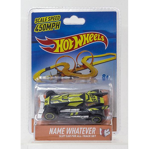 Машинка для трэка Kidz Tech Hot Wheels, 1:43 (зелено-черная)Машинки<br>Характеристики:<br><br>• тип игрушки: машинка;<br>• возраст: от 5 лет;<br>• размер: 4х7х19 см;<br>• масштаб: 1:43;<br>• цвет:  зелено-черный;<br>• вес: 98 гр;<br>• материал: пластик, металл;<br>• бренд: KidzTech;<br>• страна производителя: Китай.<br><br>Машинка KidzTech, Hot Wheels - это стильная игрушка от торговой марки Kidz Tech с корпусом зелено-черного цвета и детализированным дизайном. Выполнен автомобиль в масштабе 1 к 43 и отличается наличием световых эффектов. Данная машинка способна устроить настоящее шоу на гонках по треку Хот Вилс, ведь она способна развивать скорость в 450 миль в час. Машинка оснащена световыми эффектами, что придаст гонке еще больше драйва и перенесет юного автолюбителя в мир захватывающих приключений<br><br>Машинку KidzTech, Hot Wheels можно купить в нашем интернет-магазине.<br>Ширина мм: 40; Глубина мм: 70; Высота мм: 190; Вес г: 95; Возраст от месяцев: 60; Возраст до месяцев: 2147483647; Пол: Мужской; Возраст: Детский; SKU: 7502320;