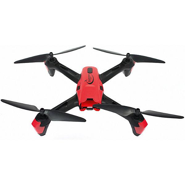 Квадрокоптер Властелин Небес Спринтер (черно-красный)Квадрокоптеры<br>Характеристики:<br><br>• тип игрушки: квадракоптер;<br>• возраст: от 12 лет;<br>• размер: 33х12х23 см;<br>• вес: 230 гр;<br>• радиус действия: 70 м;<br>• наличие батареек: в комплект не входят;<br>• комплект: квадрокоптер, пульт управления;<br>• материал: пластик, металл;<br>• бренд: Властелин небес;<br>• страна бренда: Россия.<br><br>Квадрокоптер Властелин Небес «Спринтер», черно-красный сможет понравиться и детям, и взрослым, ведь перед такой игрушкой очень сложно устоять! Он выполнен в сочетании черного и красного цветов, именно поэтому его дизайн выглядит очень эффектно и футуристично.<br><br>Контролировать его движения в воздухе можно при помощи пульта, а когда ребенок будет умело обращаться с ним, то он может учиться выполнять завораживающие трюки. Игры на свежем воздухе вместе с таким квадрокоптером подарят деткам море эмоций и хорошее настроение.<br><br>Квадрокоптер Властелин Небес «Спринтер», черно-красный можно купить в нашем интернет-магазине.<br>Ширина мм: 230; Глубина мм: 330; Высота мм: 120; Вес г: 600; Возраст от месяцев: 144; Возраст до месяцев: 2147483647; Пол: Унисекс; Возраст: Детский; SKU: 7502343;
