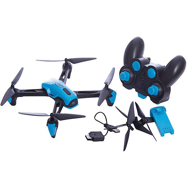 Квадрокоптер Властелин Небес Спринтер (черно-синий)Квадрокоптеры<br>Характеристики:<br><br>• тип игрушки: квадракоптер;<br>• возраст: от 12 лет;<br>• размер: 33х12х23 см;<br>• вес: 230 гр;<br>• радиус действия: 70 м;<br>• наличие батареек: в комплект не входят;<br>• комплект: квадрокоптер, пульт управления;<br>• материал: пластик, металл;<br>• бренд: Властелин небес;<br>• страна бренда: Россия.<br><br>Квадрокоптер Властелин Небес «Спринтер», черно-синий - это замечательная игрушка, которая придется по душе всем мальчишкам, ведь это так здорово - взять на себя управление необычным летательным аппаратом. <br><br>Его яркий и притягательный дизайн будет радовать взгляды всех окружающих, а особенно эффектно и завораживающе полеты данной игрушки будут выглядеть в темноте, ведь она оснащена световыми эффектами. Управлять его движениями очень просто, поэтому с данной миссией может справиться почти каждый, а время, проведенное за играми с данным квадрокоптером, подарит его обладателю массу приятных впечатлений.<br><br>Квадрокоптер Властелин Небес «Спринтер», черно-синий можно купить в нашем интернет-магазине.<br>Ширина мм: 230; Глубина мм: 330; Высота мм: 120; Вес г: 600; Возраст от месяцев: 144; Возраст до месяцев: 2147483647; Пол: Унисекс; Возраст: Детский; SKU: 7502344;