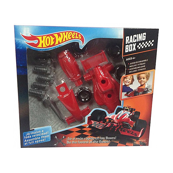 Купить Игровой набор Corpa Hot Wheels Юный механик (компактный), Китай, Мужской