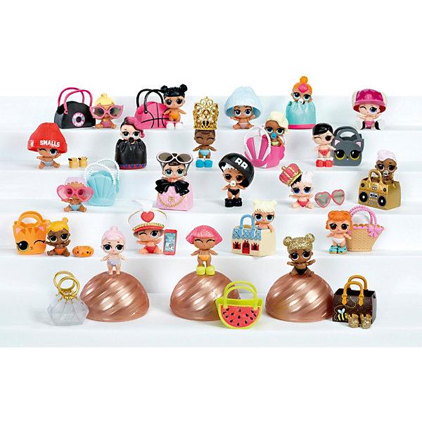 Купить Мини-кукла сюрприз MGA Entertainment LOL Lil Sisters Маленькая сестренка (в шарике), Китай, Женский