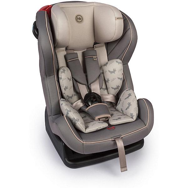 Автокресло Happy Baby Passenger V2, 0-25 кг, серыйГруппа 0-1-2  (до 25 кг)<br>Характеристики автокресла:<br><br>• возраст: с рождения до 7 лет;<br>• вес ребенка: до 25 кг;<br>• группа: 0+-1-2;<br>• способ крепления: при помощи штатного ремня;<br>• способ установки: против хода движения, по ходу движения;<br>• 5-ти точечные ремни безопасности;<br>• регулировка наклона спинки в 4 позициях;<br>• регулировка подголовника в 15 положениях;<br>• ширина посадочного места: 21-29 см;<br>• глубина посадочного места: 23-28 см;<br>• длина спального места: 76-81 см;<br>• материал: полиэстер, пластик;<br>• размер автокресла: 52х46х61 см;<br>• вес автокресла: 5,4 кг;<br>• размер упаковки: 52х46х61 см;<br>• вес упаковки: 5,7 кг;<br>• страна производитель: Китай.<br><br>Внимание! Цвет автокресла как на первом фото. Все последующие фото являются информационными, для ознакомления с функционалом модели.<br><br>Автокресло Happy Baby Passenger V2 серое предназначено для перевозки в машине малыша с рождения до 7 лет. Для самых маленьких пассажиров предусмотрен мягкий вкладыш для правильного положения. Устанавливается кресло на сидении при помощи штатного ремня автомобиля. В зависимости от возраста ребенка фиксируется против хода движения для новорожденного, а затем по ходу движения.<br><br>Дети весом до 18 кг в кресле удерживаются внутренним ремнем безопасности, который потом убирается, и ребенок фиксируется штатным ремнем. Регулируемые спинка и подголовник обеспечивают крохе комфортную поездку. Каркас кресла выполнен из ударопрочного пластика, поглощающего удары и защищающего от травм. Чехол из гипоаллергенного материала снимается для стирки.<br><br>Автокресло Happy Baby Passenger V2 серое можно приобрести в нашем интернет-магазине.<br>Ширина мм: 520; Глубина мм: 460; Высота мм: 610; Вес г: 5700; Цвет: серый; Возраст от месяцев: 0; Возраст до месяцев: 84; Пол: Унисекс; Возраст: Детский; SKU: 7515410;