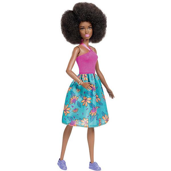 Кукла из серии Игра с модой, BarbieБренды кукол<br><br>Ширина мм: 328; Глубина мм: 114; Высота мм: 58; Вес г: 184; Возраст от месяцев: 36; Возраст до месяцев: 72; Пол: Женский; Возраст: Детский; SKU: 7522188;