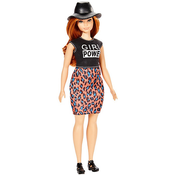 Кукла из серии Игра с модой, BarbieBarbie<br><br>Ширина мм: 328; Глубина мм: 114; Высота мм: 58; Вес г: 184; Возраст от месяцев: 36; Возраст до месяцев: 72; Пол: Женский; Возраст: Детский; SKU: 7522191;