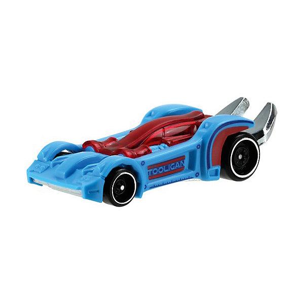 Машинка Hot Wheels из базовой коллекции, Hot WheelsМашинки<br>Характеристики:<br><br>• возраст: от 3 лет;<br>• материал: металл, пластмасса;<br>• вес упаковки: 30 гр.;<br>• размер упаковки: 11х4х11 см;<br>• тип упаковки: блистерный;<br>• страна бренда: США.<br><br>Машинка Hot Wheels от Mattel входит в группу моделей базовой коллекции. Миниатюры этой серии изображают реальные автомобили, спорткары, фургоны, мотоциклы в масштабе 1:64, а также модели с собственным оригинальным дизайном. Собрав свою линейку машинок, ребенок сможет устраивать заезды, гонки и меняться экземплярами с друзьями.<br><br>Монолитные элементы игрушки увеличивают ее прочность. Падение и столкновение с твердыми предметами во время игр не отражается на внешнем виде и ходе машинки. Кузов отчетливо детализирован, покрыт стойкими насыщенными красками. Колеса легко вращаются вокруг своей оси.<br><br>Игрушка выполнена из качественных материалов, сертифицированных по стандартам безопасности для использования детьми.<br><br>Машинку Hot Wheels из базовой коллекции можно купить в нашем интернет-магазине.<br>Ширина мм: 110; Глубина мм: 45; Высота мм: 110; Вес г: 30; Возраст от месяцев: 36; Возраст до месяцев: 96; Пол: Мужской; Возраст: Детский; SKU: 7522204;