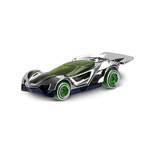 Машинка Hot Wheels из базовой коллекции, Hot WheelsМашинки<br>Характеристики:<br><br>• возраст: от 3 лет;<br>• материал: металл, пластмасса;<br>• вес упаковки: 30 гр.;<br>• размер упаковки: 11х4х11 см;<br>• тип упаковки: блистерный;<br>• страна бренда: США.<br><br>Машинка Hot Wheels от Mattel входит в группу моделей базовой коллекции. Миниатюры этой серии изображают реальные автомобили, спорткары, фургоны, мотоциклы в масштабе 1:64, а также модели с собственным оригинальным дизайном. Собрав свою линейку машинок, ребенок сможет устраивать заезды, гонки и меняться экземплярами с друзьями.<br><br>Монолитные элементы игрушки увеличивают ее прочность. Падение и столкновение с твердыми предметами во время игр не отражается на внешнем виде и ходе машинки. Кузов отчетливо детализирован, покрыт стойкими насыщенными красками. Колеса легко вращаются вокруг своей оси.<br><br>Игрушка выполнена из качественных материалов, сертифицированных по стандартам безопасности для использования детьми.<br><br>Машинку Hot Wheels из базовой коллекции можно купить в нашем интернет-магазине.<br>Ширина мм: 110; Глубина мм: 45; Высота мм: 110; Вес г: 30; Возраст от месяцев: 36; Возраст до месяцев: 96; Пол: Мужской; Возраст: Детский; SKU: 7522212;