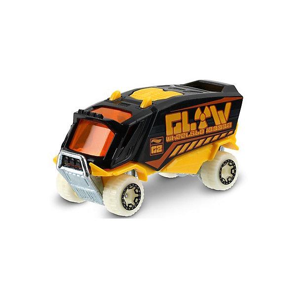 Машинка Hot Wheels из базовой коллекции, Hot WheelsПопулярные игрушки<br>Характеристики:<br><br>• возраст: от 3 лет;<br>• материал: металл, пластмасса;<br>• вес упаковки: 30 гр.;<br>• размер упаковки: 11х4х11 см;<br>• тип упаковки: блистерный;<br>• страна бренда: США.<br><br>Машинка Hot Wheels от Mattel входит в группу моделей базовой коллекции. Миниатюры этой серии изображают реальные автомобили, спорткары, фургоны, мотоциклы в масштабе 1:64, а также модели с собственным оригинальным дизайном. Собрав свою линейку машинок, ребенок сможет устраивать заезды, гонки и меняться экземплярами с друзьями.<br><br>Монолитные элементы игрушки увеличивают ее прочность. Падение и столкновение с твердыми предметами во время игр не отражается на внешнем виде и ходе машинки. Кузов отчетливо детализирован, покрыт стойкими насыщенными красками. Колеса легко вращаются вокруг своей оси.<br><br>Игрушка выполнена из качественных материалов, сертифицированных по стандартам безопасности для использования детьми.<br><br>Машинку Hot Wheels из базовой коллекции можно купить в нашем интернет-магазине.<br>Ширина мм: 110; Глубина мм: 45; Высота мм: 110; Вес г: 30; Возраст от месяцев: 36; Возраст до месяцев: 96; Пол: Мужской; Возраст: Детский; SKU: 7522213;